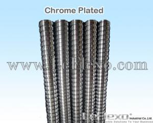 Chrome Plated Flexible Metal Tube