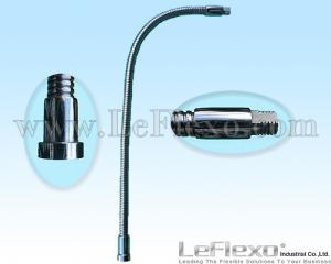 Chrome Plated Microphone Flexible Holder
