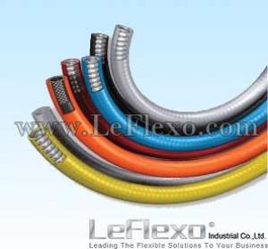 Plastic Clad Flexible Metal Tube