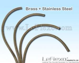 Brass & Stainless Steel Boom