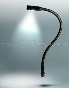 Black LED Light Gooseneck