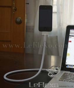 iPhone Gooseneck Charger
